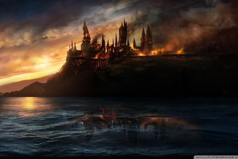 large hogwarts wallpaper 1920x1200 for pc