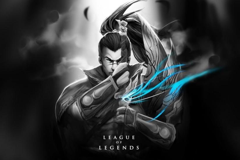 most popular yasuo wallpaper 1920x1080 for mac