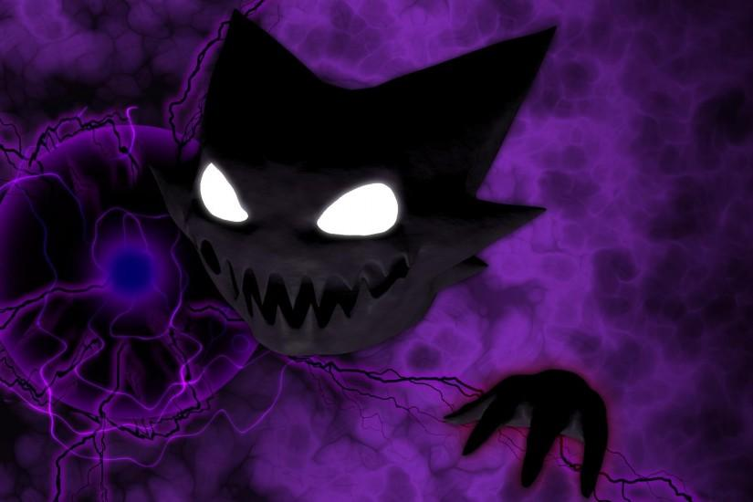 large gengar wallpaper 1920x1080