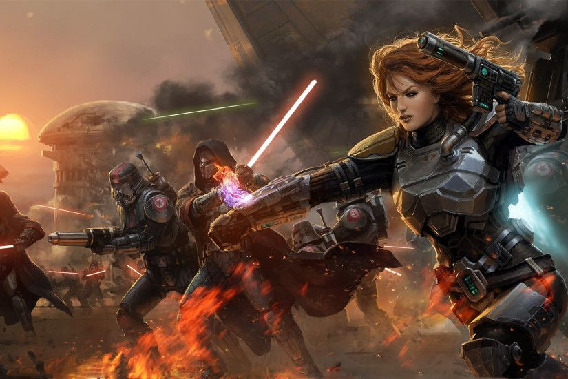 Rise of Mandalore image - Confederacy of Independent Developers .