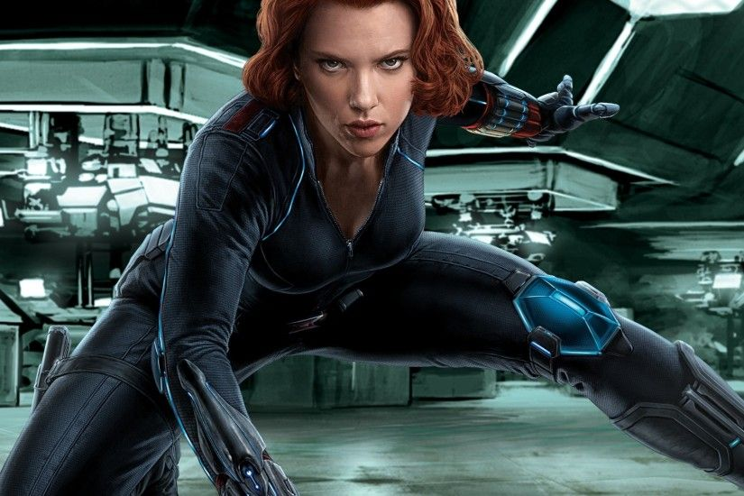 3840x1200 Wallpaper black widow, avengers, age of ultron, scarlett johansson