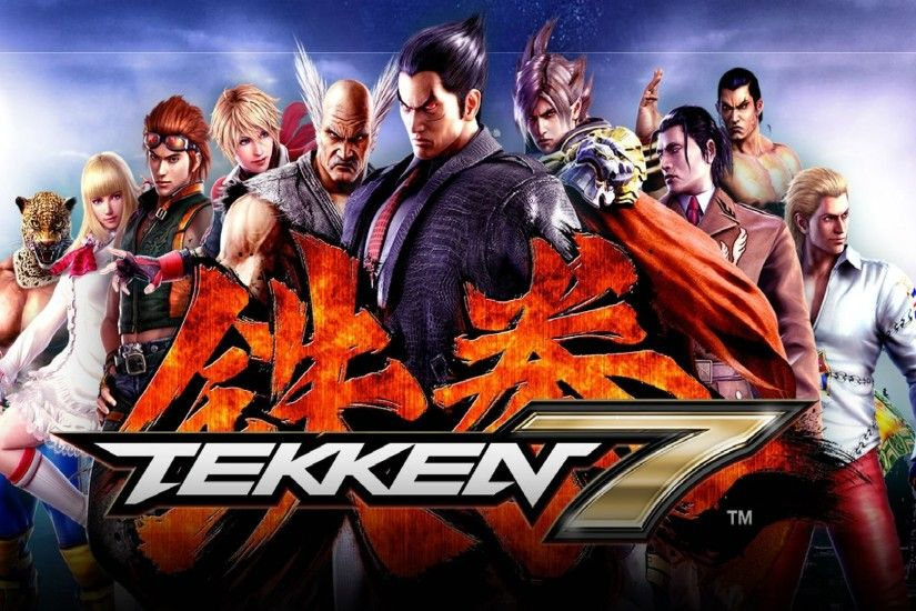 Free Tekken 7 Wallpaper HD Picture