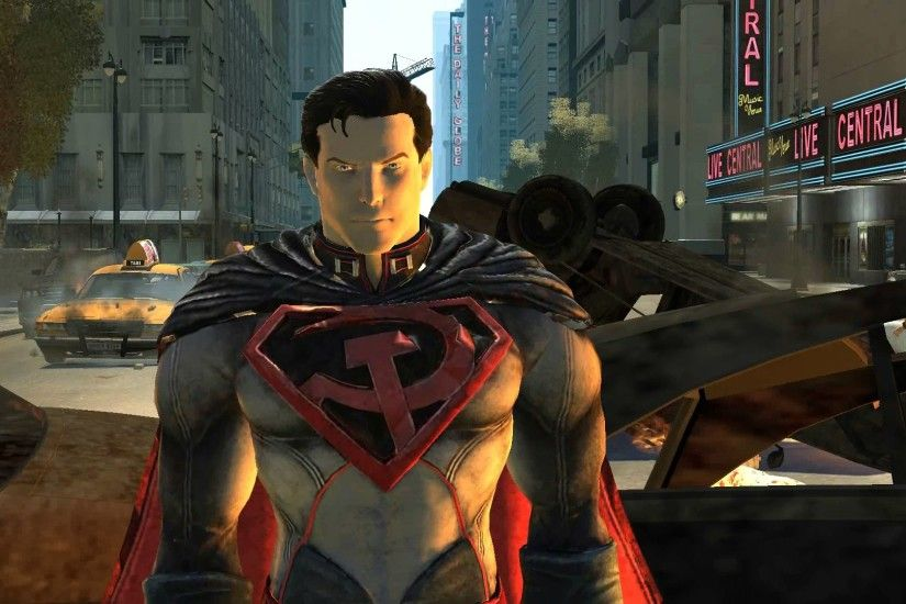 Injustice Red Son Superman - GTA4-Mods.com - Grand Theft Auto 4 .