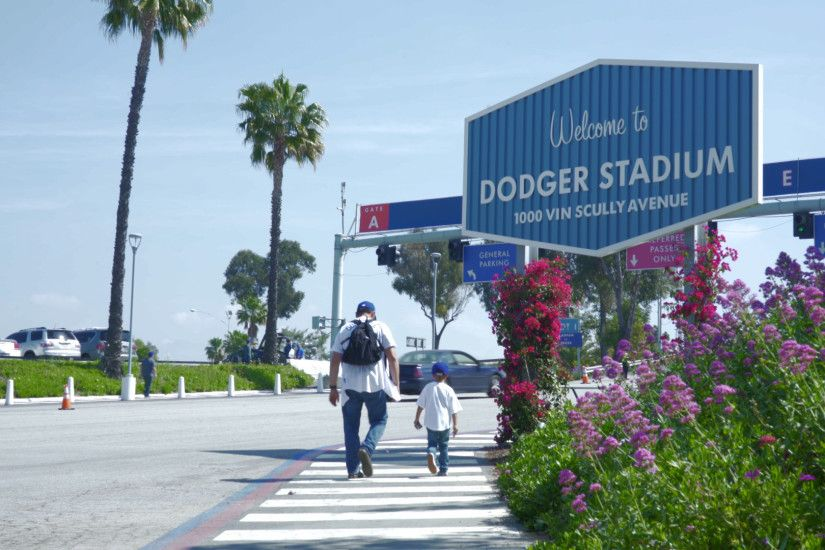 Catch the sights and sounds on opening day at Dodger Stadium - LA Times