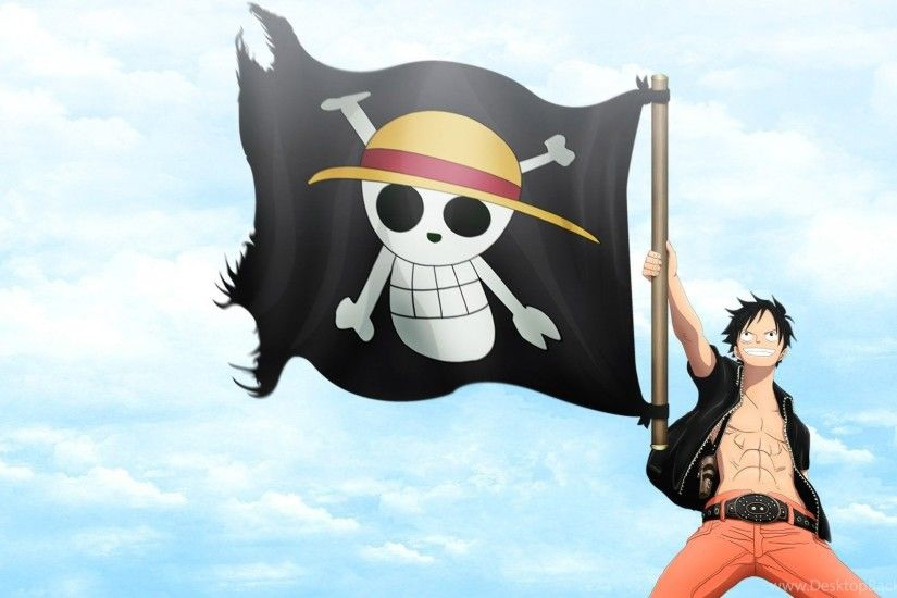 ... High Resolution Monkey D Luffy One Piece Wallpapers HD 6 Full Size