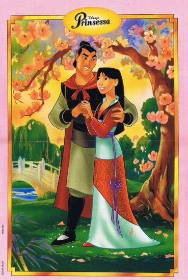 Mulan and Shang images Mulan poster HD wallpaper and background photos
