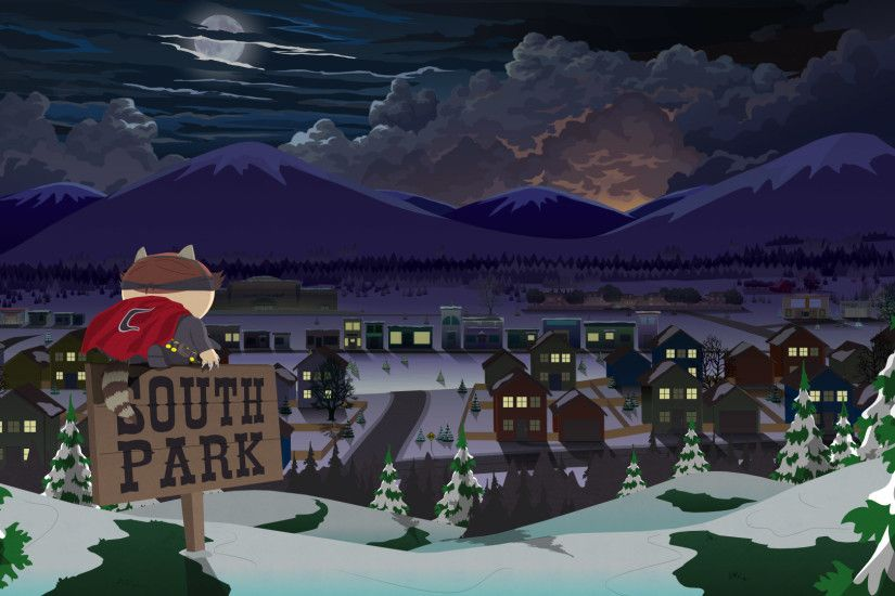 Image - South-Park-Fractured-But-Whole-Wallpaper-Coon.jpg | South Park  Archives | FANDOM powered by Wikia