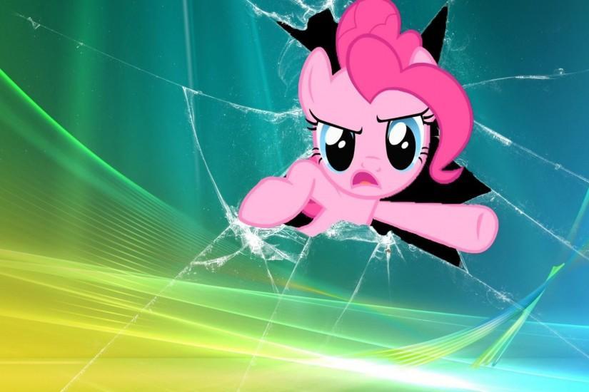 Broken Screen My Little Pony Pinkie Pie 1165208
