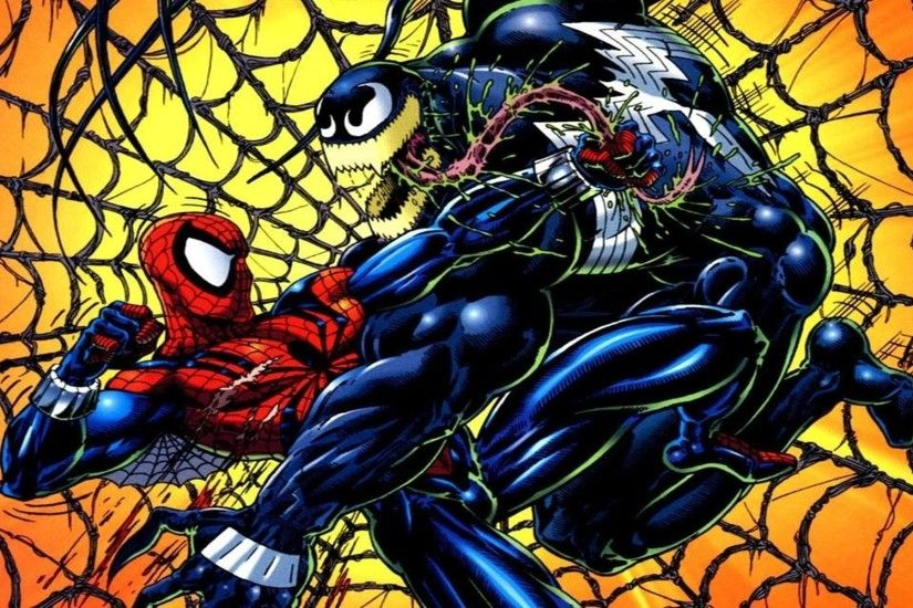 Spider Man Vs Venom Comics Photos