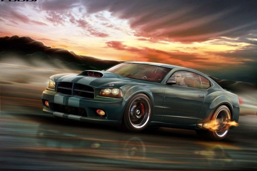 Muscle Car Wallpaper Hd