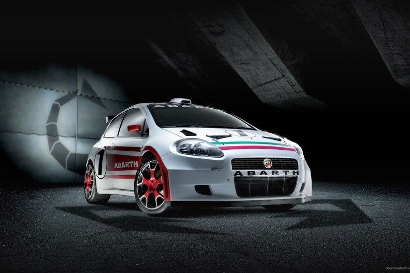 Abarth Grande-Punto picture