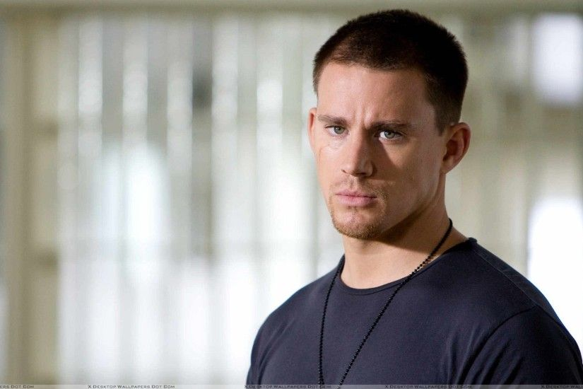 "You are viewing wallpaper titled ""Channing Tatum ..."