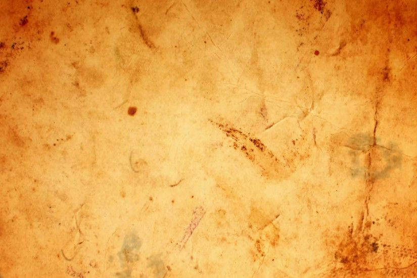 Animated old parchment paper background, stop motion