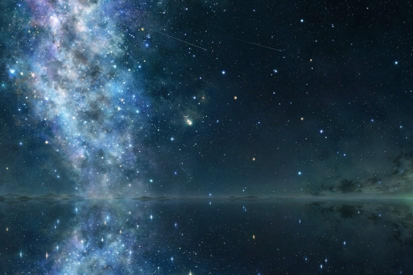 widescreen stars wallpaper 1920x1200