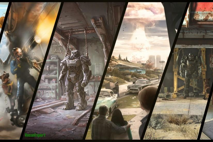 popular fallout 4 background 1920x1080 full hd