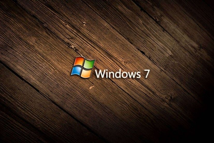 Windows 7 Desktop Wallpaper Hd