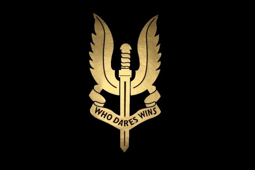... Force; Special Air Service Logo