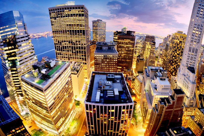 New York City HD Wallpaper 1920X1080 Manhattan, New York City