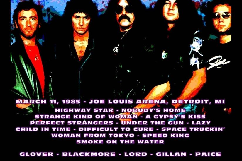 Deep Purple Wallpapers - Wallpaper Cave
