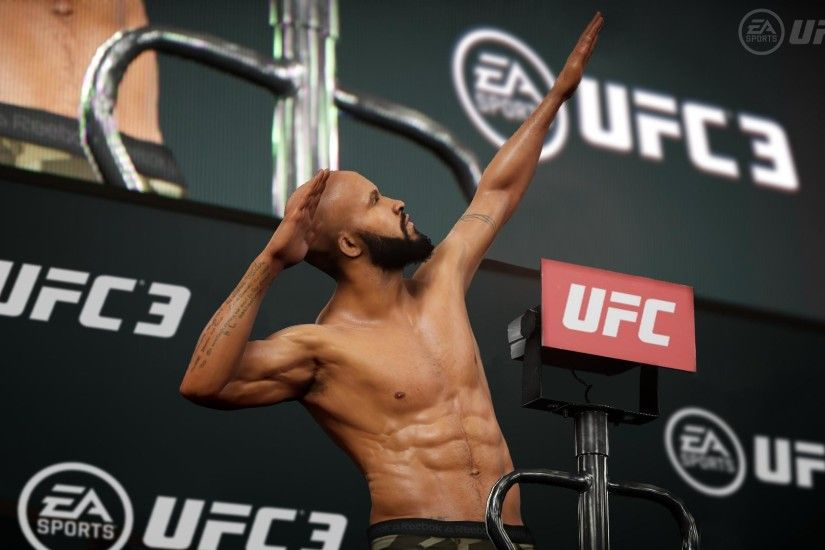 EA Sports UFC 3 PS4 Wallpaper ...