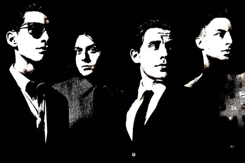 Arctic Monkeys Wallpapers HD | HD Wallpapers, Backgrounds, Images .