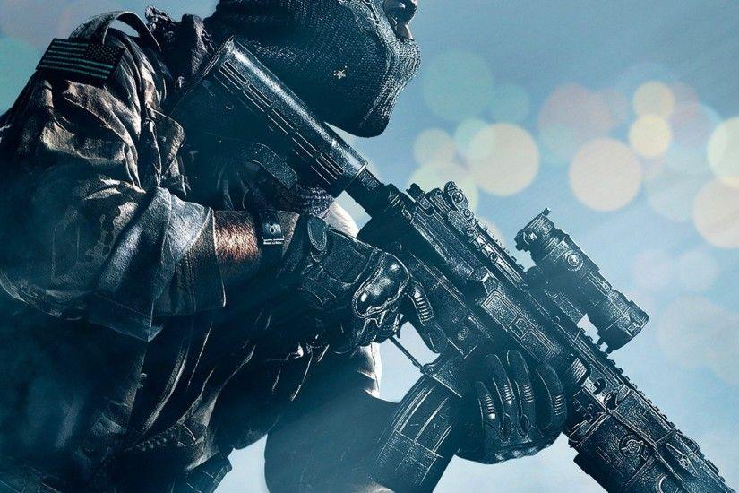 Wallpaper 2048x2048: Call Of Duty Ghost Wallpaper ·① WallpaperTag