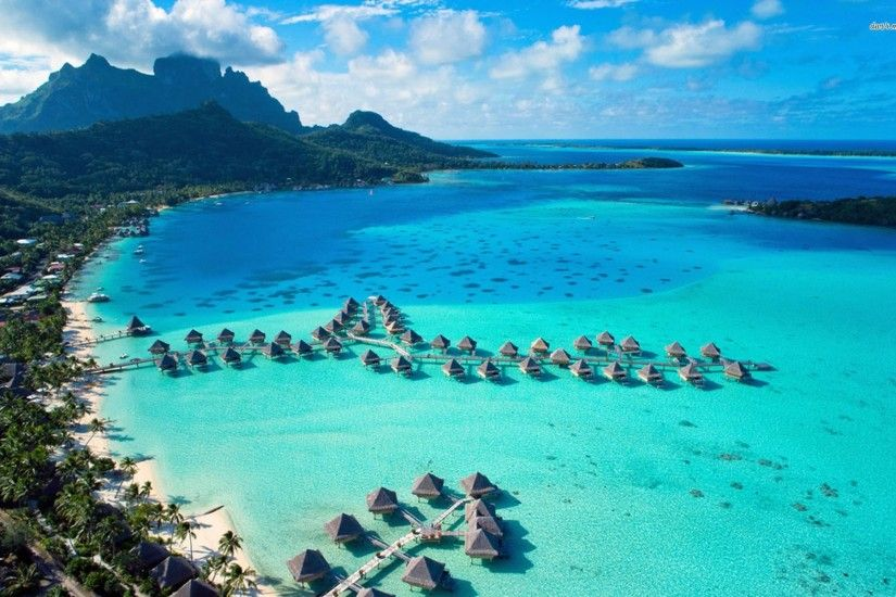 Le Moana Resort Bora