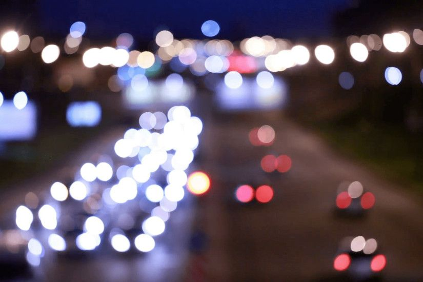 ... City Lights Motion Blur Abstract Background. Download