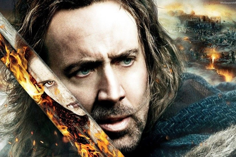 Nicolas Cage in role of a lord