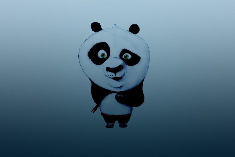 ... Kung Fu Panda Art Funny HD Wallpaper | FreeWallsUp