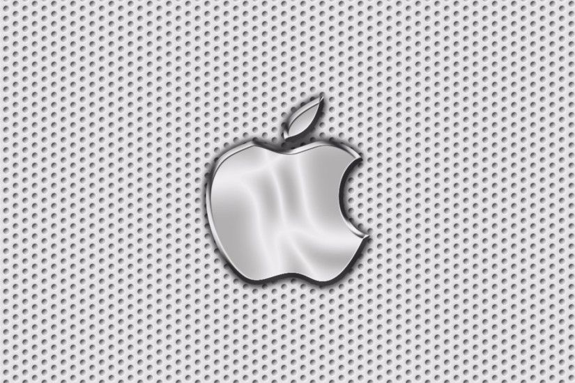 Related to Grey 3D Apple Logo 4K Wallpaper