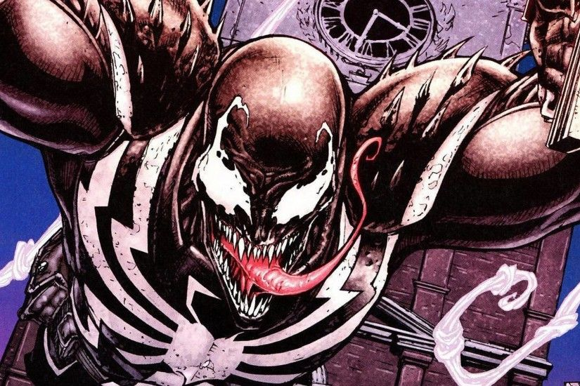 ... HD Agent Venom Wallpaper - WallpaperSafari ...