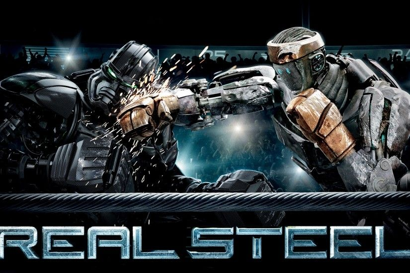 Real Steel Wallpapers, by Song Shepley
