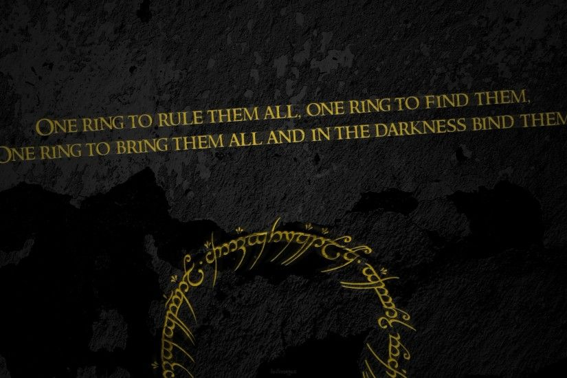 Free Lord Of The Rings Quotes Images Â« Long Wallpapers ...