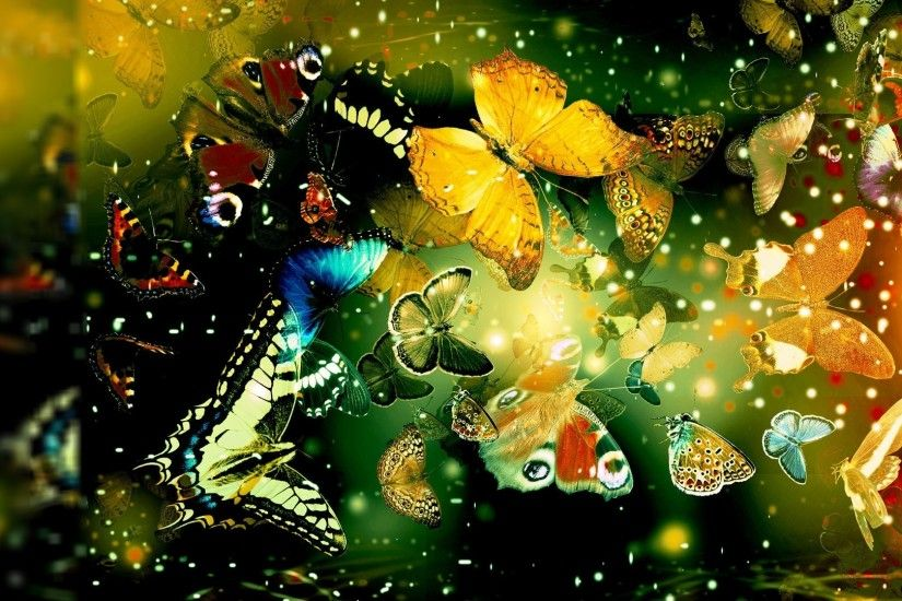 Cool Wallpapers Butterfly Designs HD Wallpaper