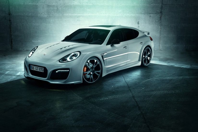 TechArt Porsche Panamera | Exclusive Wallpapers - HD Wallpapers