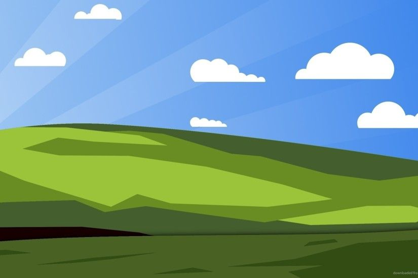 1920x1080 Simplified Classic Windows Desktop wallpaper