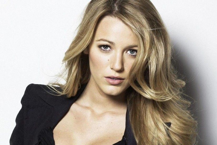 Blake Lively wallpapers (76 Wallpapers)