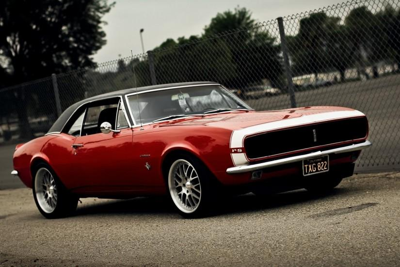 Home > CarsHD Wallpapers > Classic Muscle Car Wallpapers