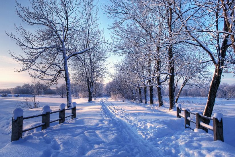 Winter On Mac Background | Dual Screen Wallpapers | Mac Wallpapers HD .