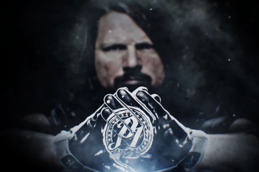A.J. Styles · WWE. Picture ID: 58814