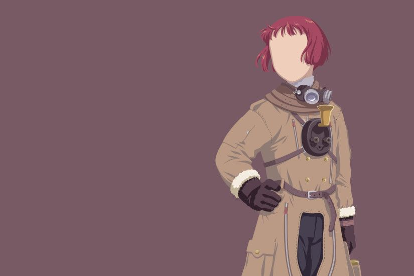 ... Lavie Head (Last Exile) Wallpaper by InsanityKitsune