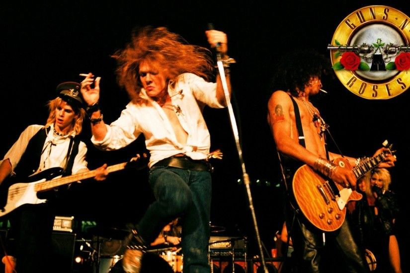 Guns N Roses Wallpaper Android - WallpaperSafari