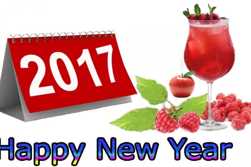 Happy New Year Wallpapers 2017 - Happy New Year 2018