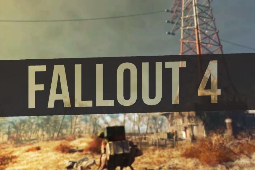 amazing fallout 4 background 1920x1080 pictures