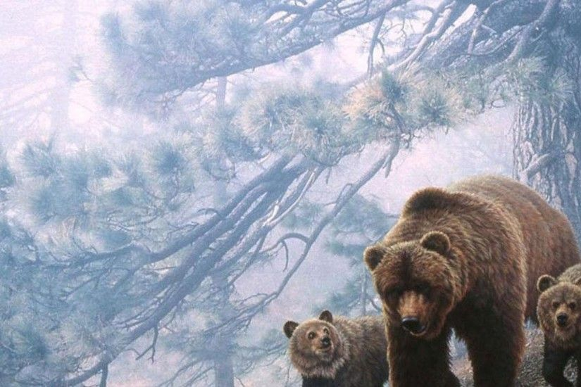 Grizzly Bears,