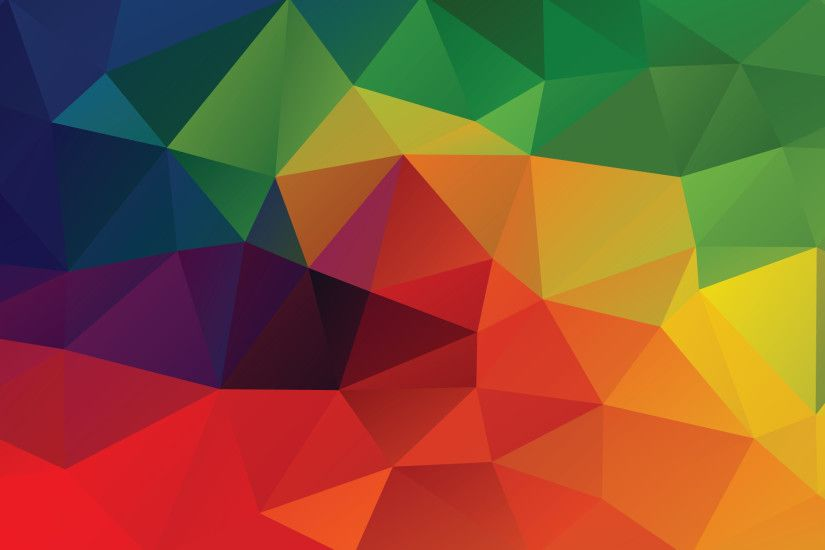 ... Colorful Geometric Pattern Wallpaper. Gallery ...
