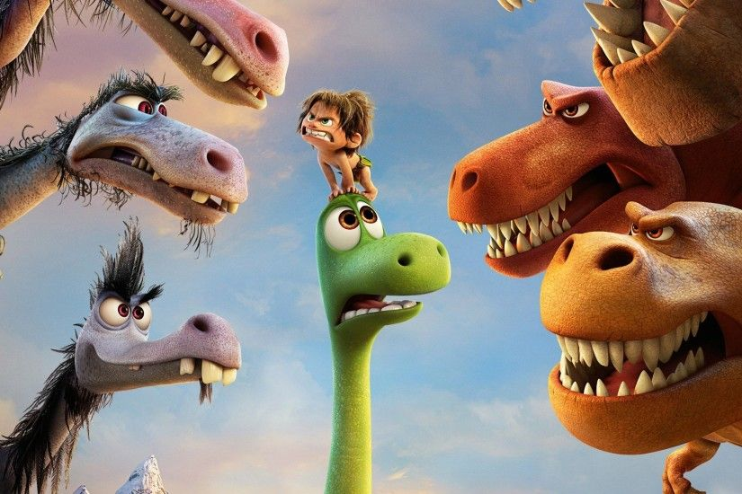 movies, The Good Dinosaur Wallpapers HD / Desktop and Mobile Backgrounds