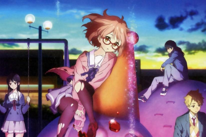 Kyoukai no kanata Beyond the Boundary.Android wallpaper.2160x1920