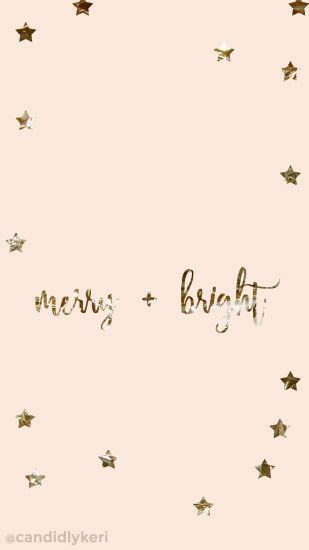 Merry-and-Bright-gold-foil-pink-stars-background -you-can-download-for-free-on-the-blog-Fo-wallpaper-wp2007263 -  hdwallpaper20.com